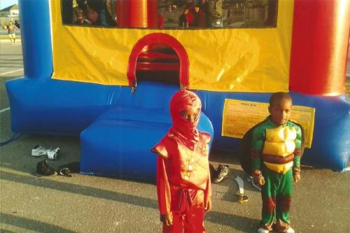 2016 Halloween Trunk or Treat