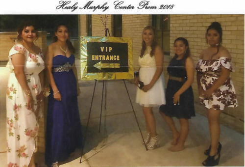 2018 Healy Murphy Center Prom