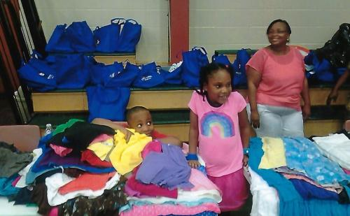 2016 Back To School Drive